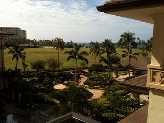 Ko Olina villa photo - Ocean View from Lanai