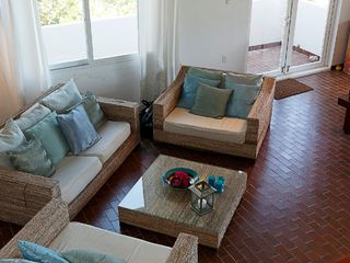 Curacao house photo - Sitting area