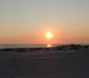 Beautiful Gulf Sunsets