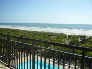 St. Augustine condo photo - Lofty, Uninterrupted Million Dollar Views