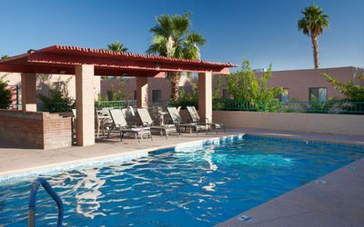 'Pool at the Havasu Dunes Resort