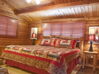 Breckenridge house photo - Master Bedroom on main level