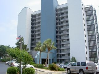 Sea Mark Tower condo photo - Building Front