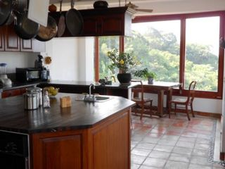 Gourmet kitchen with great views from every window. - Puerto Vallarta house vacation rental photo
