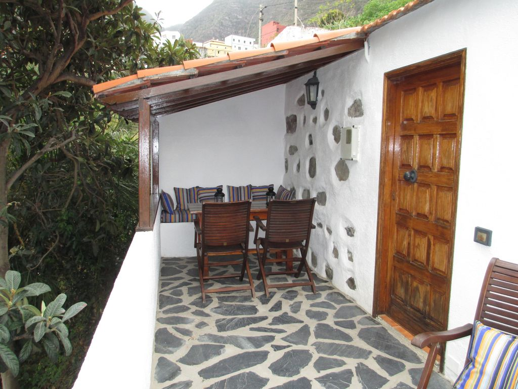 Real Canary, quiet and cozy cottage in Hermigua, free Wifi