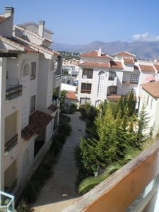 Benidorm Area apartment rental - View to right from balcony