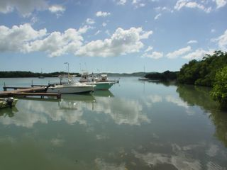 Cabo Rojo villa photo - Villa Taina small marina.