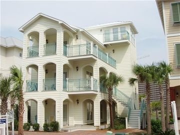 Destin house rental - Exterior photo at 59 Monaco St.