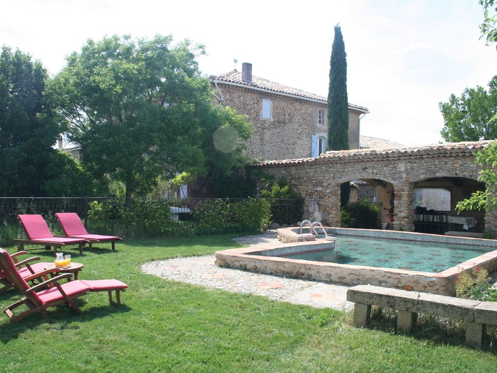 Holiday house, 120 square meters , Valensole, France