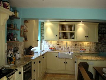 Gourmet Kitchen with AGA
