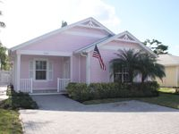 New Listing!  2012 Olde Florida Style 4 Bedrooms 1.5 Miles To Beach!