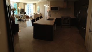 Sunny Isle apartment photo - Panoramic View From The Entrance Door