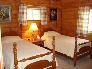Berkeley Springs house photo - Bedroom three