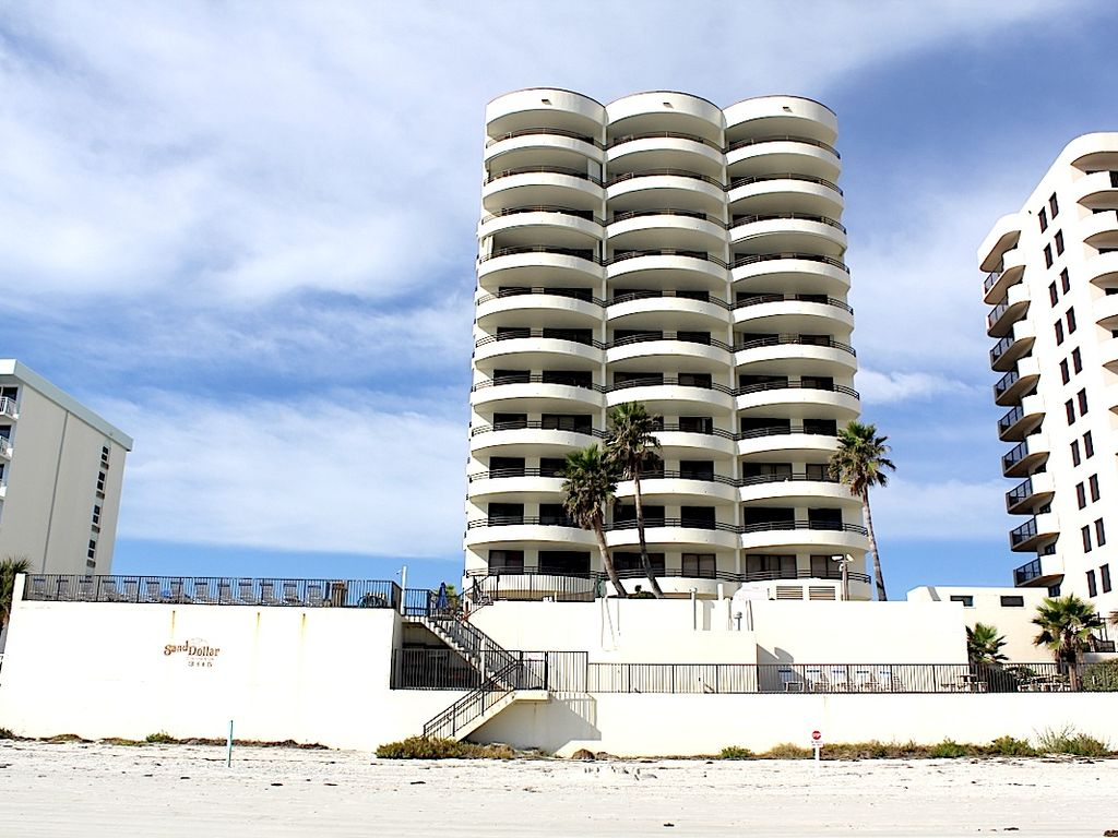Vrbo Sand Dollar Daytona Beach Shores