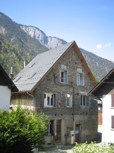 Holiday house, 100 square meters , Le Bourg-d