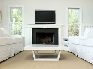 Amagansett cottage photo - Fireplace