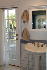 Santa Barbara house photo - Our bathrooms are always clean and fresh. See the reviews about our soft towels!
