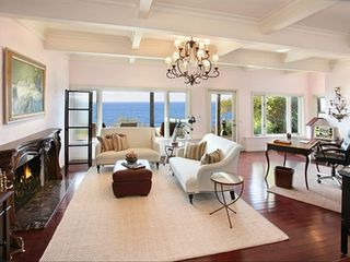 Laguna Beach house photo - Awakening to view of Catalina Island from master bed