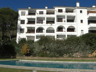 Photo for 1BR Apartment Vacation Rental in Begur, Cataluña