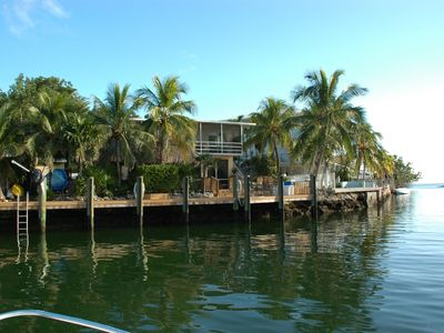 Paradise awaits 70ft dock fully equipped, electricity, water and fish cleaning