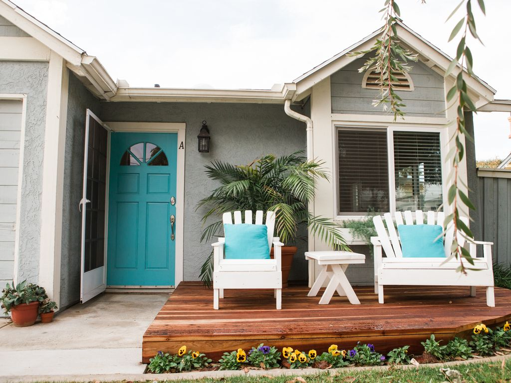 Completely Remodeled Beach Bungalow Vrbo