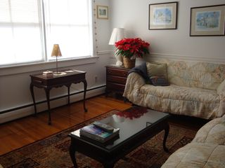 living room - Provincetown condo vacation rental photo