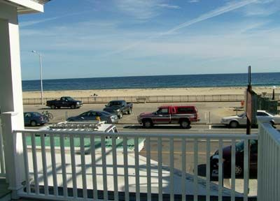 Hampton Beach townhome rental - Welcome to Hampton Beach! Beautiful view of the sunrise over the Atlantic ocean.