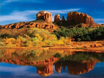 Sedona house rental - Beautiful redrocks