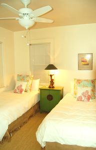 Daytona Beach house rental - The Hemingway Bedroom #3 - Can be Converted to a King