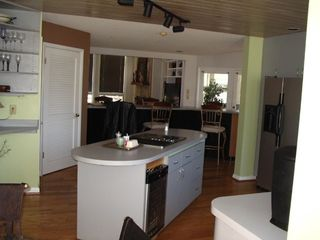 Virginia Beach house photo - Fully equipped kitchen with the usuals, plus your every desire!