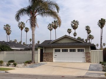Ventura house rental - Front view of home
