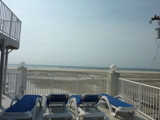 Wildwood Crest condo photo - Beautiful Sun Decks