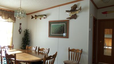 True Northwoods decor