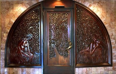 Unique Door Woodwork