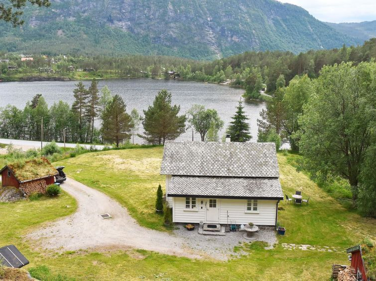 Vacation home Viskedal  in Førde, Northern Fjord Norway - 6 persons, 3 bedrooms