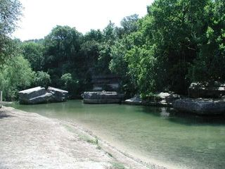 Austin house photo - Hiking and biking Bull Creek - 4.5 mile hike, less than 15 min from the Loft.