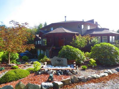 Arbutus Vacation Home and Suite