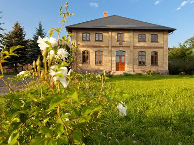 Spacious and stylish in a monument at the Müritz, lake and golf course nearby - Wohnung Rheinsberg