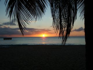 Isabela house photo - Beautiful sunset at Crashboat Beach Nearby in Aguadilla