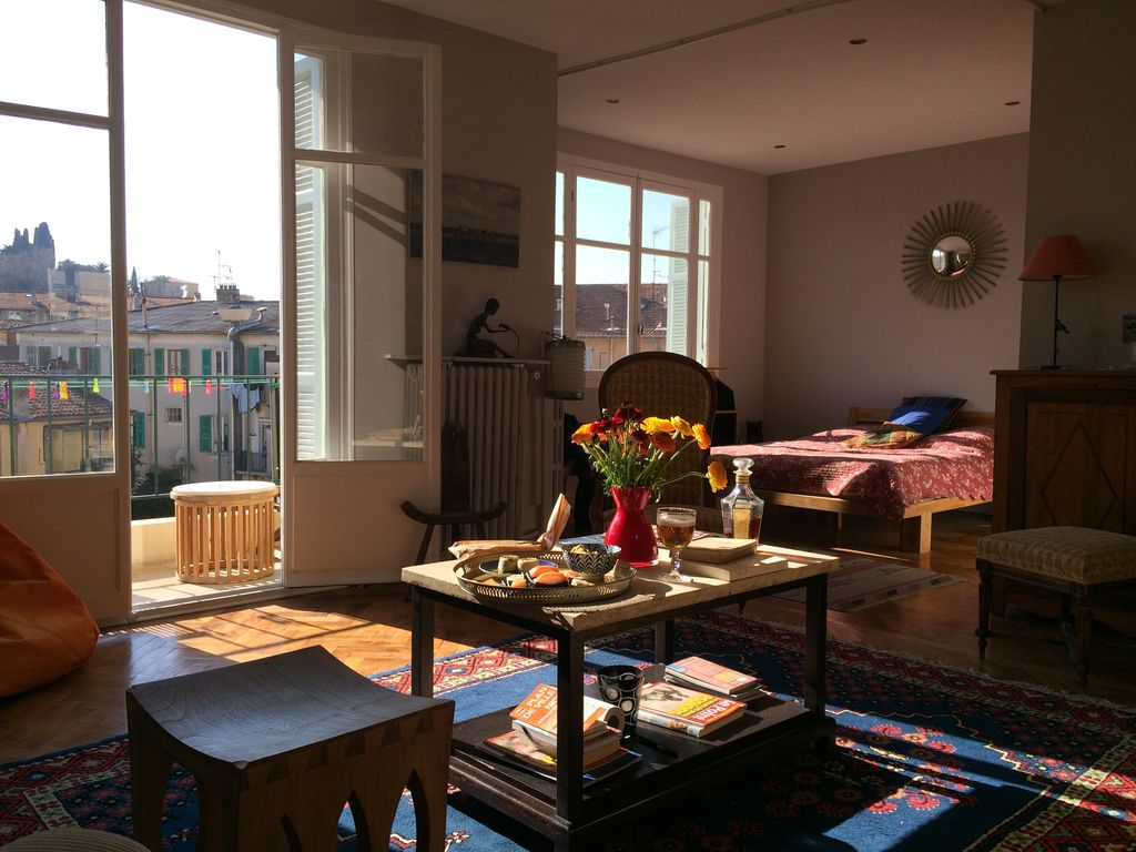 Appartement 2 chambres - Nice - appartement