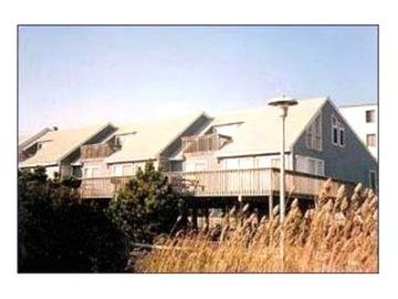 South Bethany Beach townhome rental - The Outside