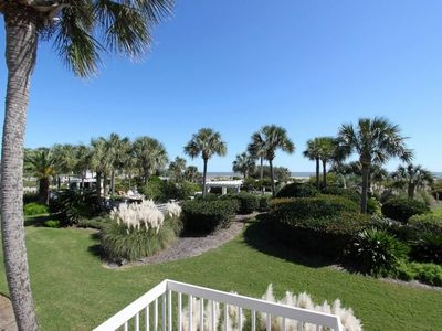 Isle of Palms villa rental - View from Porch 2