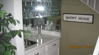 Rancho Mirage condo photo - wetbar