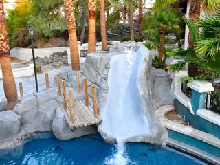 Las Vegas villa photo - Water slide