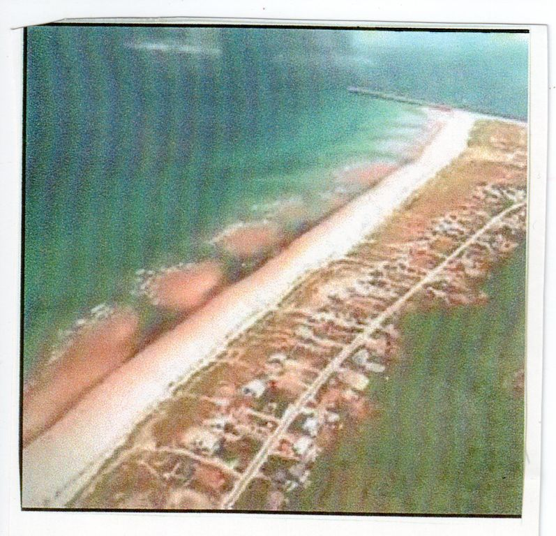 Sky-View of Sagamore Beach - miles of beach - A true walking Beach