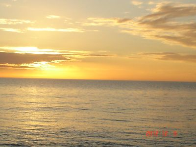 Beginning Sunset on Longboat Key 12/7/12