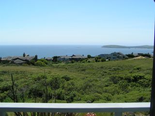Bodega Bay house photo - View of Bodega Head from One of the Decks
