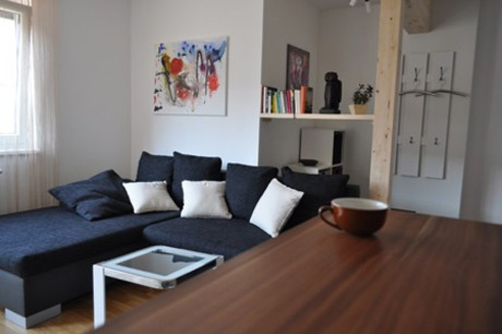 Like-new apartment in the center of Graz.