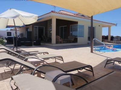 **TOP VIEW VILLA** PRIVATE POOL   NOT OVERLOOKED - PANORAMIC VIEWS -FREE Wi-Fi