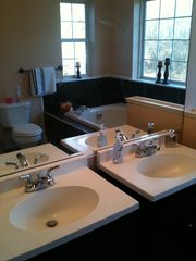 Master bath - Albrightsville house vacation rental photo